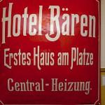Hotel-Restaurant Bären Trossingen - Tradition
