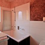 Hotel Bären Trossingen -Doppelzimmer Bad