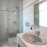 Hotel Bären Trossingen - Einzelzimmer Bad