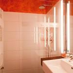 Hotel Bären Trossingen - Einzelzimmer Badezimmer