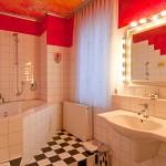 Hotel Bären Trossingen - Badezimmer mit Whirlpool