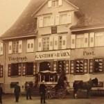 Hotel-Restaurant Bären Trossingen - Tradition seit 1799