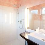 Hotel-Restaurant Bären Trossingen - Einzelzimmer Bad